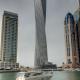 Небоскреб Cayan Tower, Дубай