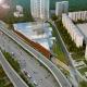 Многофункциональный комплекс «Славянка». Проект ABD architects, Москва