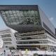 Библиотека и центр знаний Венского экономического университета