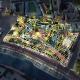 """Zaryadye"" park. Contest project by MVRDV Consortium, Moscow"