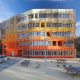 Корпуса факультета права и администрации Венского экономического университета, Вена