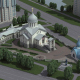 Комплекс храма Иоанна Кронштадтского на Кронштадтской площади, Санкт-Петербург