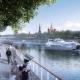Конкурсная концепция развития территорий у Москвы-реки, Москва