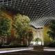 Смитсоновский музей – внутренний двор, Вашингтон