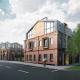 Концепция реконструкции комплекса зданий в 12-м проезде Марьиной Рощи