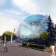 Павильон Атомной Энергии на ВДНХ. Концепция – победитель конкурса, Москва