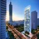 Жилая башня 55 Timeless, Тайбэй