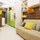 Концепция дизайна малогабаритных квартир, Москва