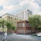 Многофункциональный жилой комплекс на территории приборостроительного завода в Екатеринбурге. Второй проект, Екатеринбург