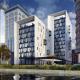 Административно-жилое здание на Малой Трубецкой улице, Москва