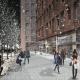 Градостроительная концепция застройки жилого микрорайона на Рублево-Успенском шоссе. Конкурсный проект, Москва