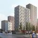 Многофункциональная жилая застройка в границах проектирования ТПУ «Лесопарковая», Москва