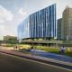 Проект фасадов гостиницы «Crystal Jumerian Hotel» в г. Дубай, Дубай