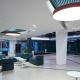 Интерьеры лобби в офисном комплексе Neo Geo
