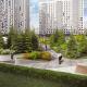 Проект благоустройства ЖК «Ривер-Парк», Москва