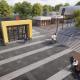 Концепция благоустройства прилегающей территории к станции метро «Шелепиха», Москва
