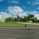 Благоустройство Боровицкой площади, Москва