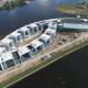 Спортивно-развлекательный центр и яхт-клуб, Санкт-Петербург
