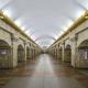 Станция метро «Крестовский остров», Санкт-Петербург