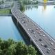 Мост через Кожуховский затон, Москва