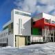 Школа Олимпийского резерва «Гимнаст», корпус по ул. Ванеева в Советском районе, Нижний Новгород