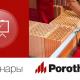 С января по декабрь – каждый месяц – обучающий вебинар по керамическим блокам Porotherm