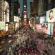 Таймс-сквер – реконструкция, Нью-Йорк