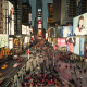Таймс-сквер – реконструкция