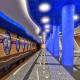 Станция метро «Дунайская», Санкт-Петербург