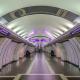 Станция метро «Волковская», Санкт-Петербург