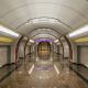 Станция метро «Бухарестская», Санкт-Петербург