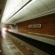Станция метро «Парк Победы», Москва