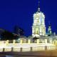 Реставрация храма Преображения Господня в Преображенском, Москва