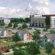 Проект развития территории вблизи деревни Кувекино, Москва