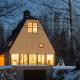 Дом у моря в Ленинградской области