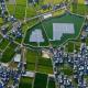 Фото: Солнечные панели в Японии