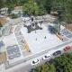 Общественное пространство в Екатерининском саду, Симферополь