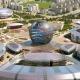Самое большое сферическое здание в мире утеплено материалами ROCKWOOL