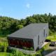 Частная вилла Suheon-Jung House из титан-цинка RHEINZINK