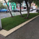 Бизнесмен из Екатеринбурга разбил в городе газон по швейцарскому образцу