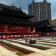 Храм Нефритового Будды в Шанхае передвинули на 30 метров ради безопасности туристов