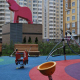 Комплексное благоустройство территории в жилом районе Марфино, Москва