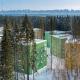 Кампус в лесу, Пермь