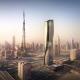 Башня wasl, Дубай