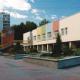 Реконструкция детской школы искусств и физкультурно-оздоровительного центра в Кольцово,