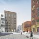 Концепция стандартного жилья для среднеэтажной модели застройки,