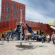 Детская площадка «Пирамиды», Москва