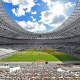 Компания Славдом приняла участие в реконструкции стадиона «Лужники» в Москве