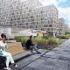 Концепция благоустройства набережной ЖК «Ривер парк» в Нагатинском затоне, Москва