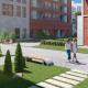 Озеленение двориков ЖК Литератор по технологии «ЦинКо РУС»